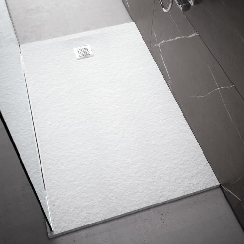 Ideal Standard Ultra Flat S Rechteck Duschwanne Carraraweiss Badkamer