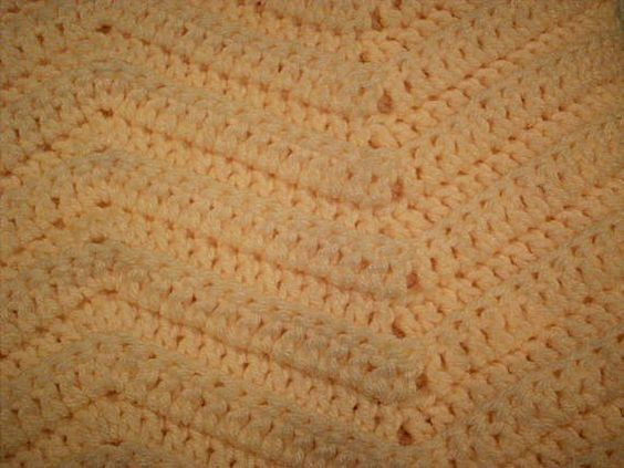 Neutral Beige Crocheted Baby Blanket Girl or by Freshofftheneedle, $25.00