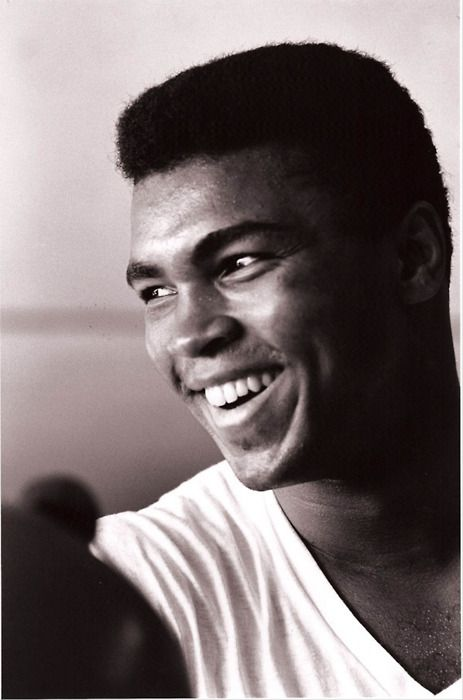 Muhammad Ali.  RIP to the Greatest....1942-2016