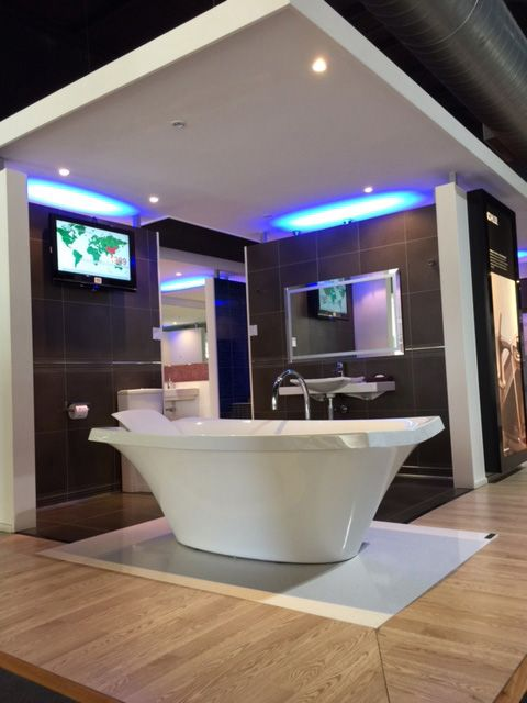 Bathroom Design Showrooms Provocative Modern Architecture Approach For Bathroom Showroom In