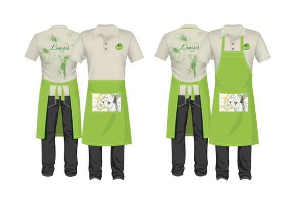 Restaurant uniform design google search uniformes