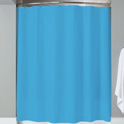 Symple Stuff Karcher Vinyl Single Shower Curtain Vinyl Shower
