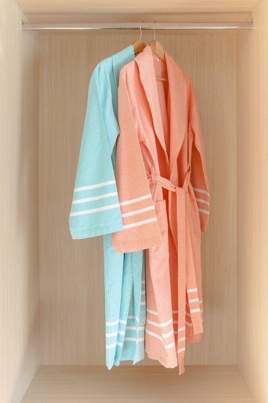Ellijay 100 Cotton Jersey Bathrobe Varal