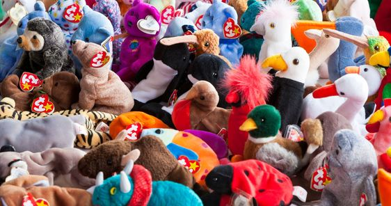 Beanie Babies Have Been A Hot Collector S Item Since The First Time Someone Threw O Valuable Beanie Babies Most Expensive Beanie Babies Expensive Beanie Babies