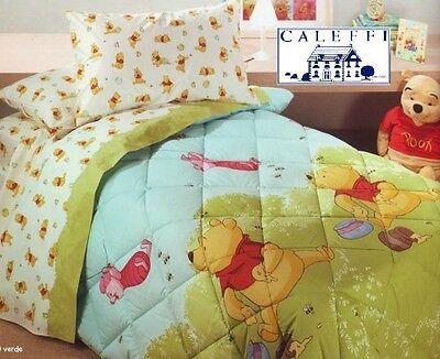 Copriletto trapuntato trapuntino disney minnie singolo 1 piazza poliestere 170x. Trapunta Invernale Disney Caleffi Winnie Gioia Singolo E 1 Piazza E Mezza Ebay Blanket Comforters Bed