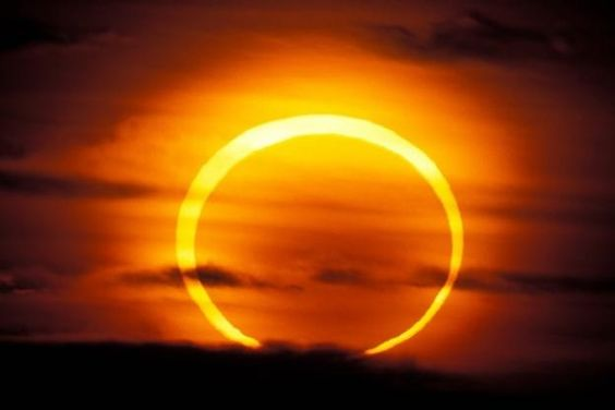 fenomenos naturais - Eclipse solar. Google