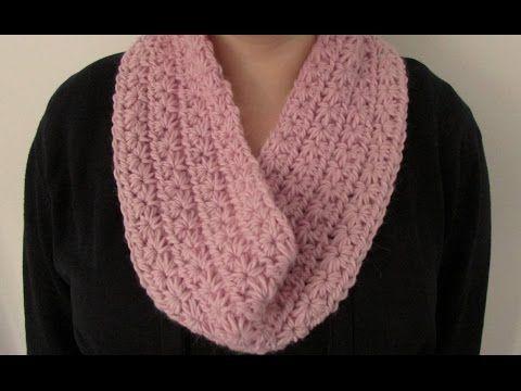 Crochet Infinity Scarf Tutorial For Beginners : Pinterest The world s catalog of ideas