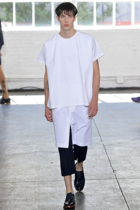 Duckie Brown | Spring 2014 Menswear Collection | Style.com