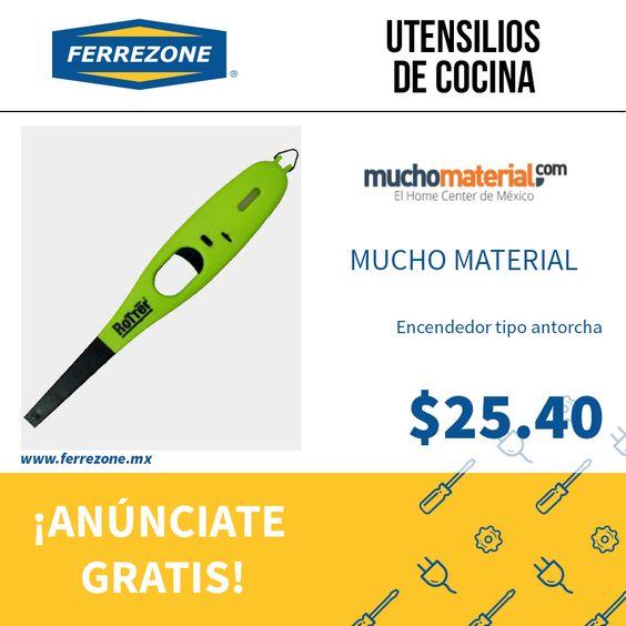 #UtensiliosDeCocina #Encendedor  www.ferrezone.mx El mercado ferretero de México
