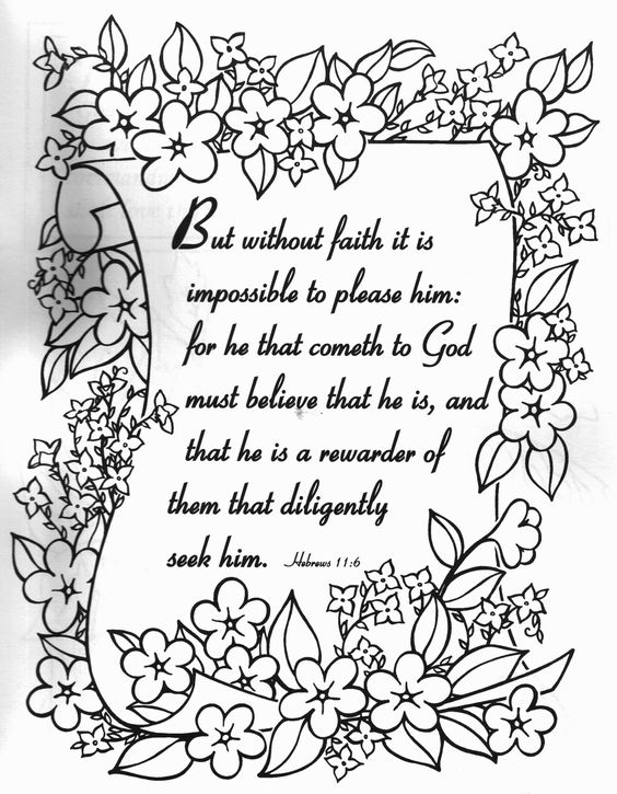 New Testament Bible Coloring Pages And Verses On