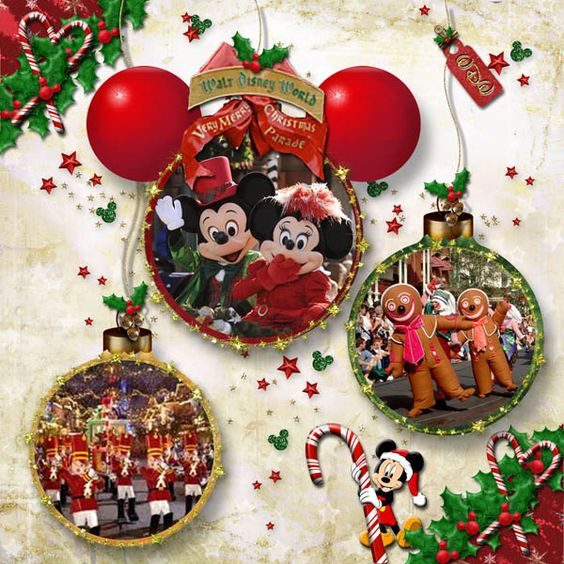 Once upon a christmastime parade for Christmas layout ideas