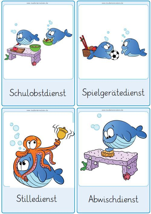 Diensteschilder Walklasse Zaubereinmaleins Designblog Spielerisches Lernen Grundschule Einmaleins