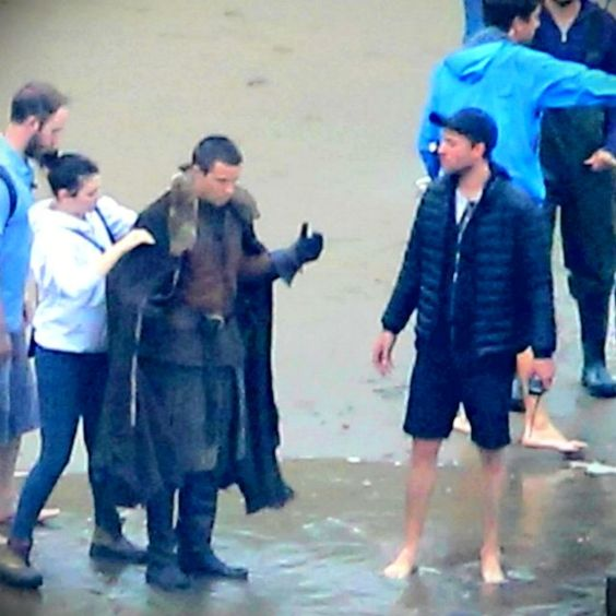 Remember that time we saw Gendry getting ready to film? I'm recapping all the spoilers for the upcoming season of Game of Thrones on my channel. Follow the link in bio to see what you've been missing. #gameofthrones #gameofthronesseason7 #got #gotseason7 #gotnews #gameofthronescast #gendry