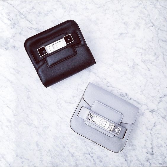 Good things / tiny packages by @figtny ▪️#regram #proenzaschouler #ps11▫️