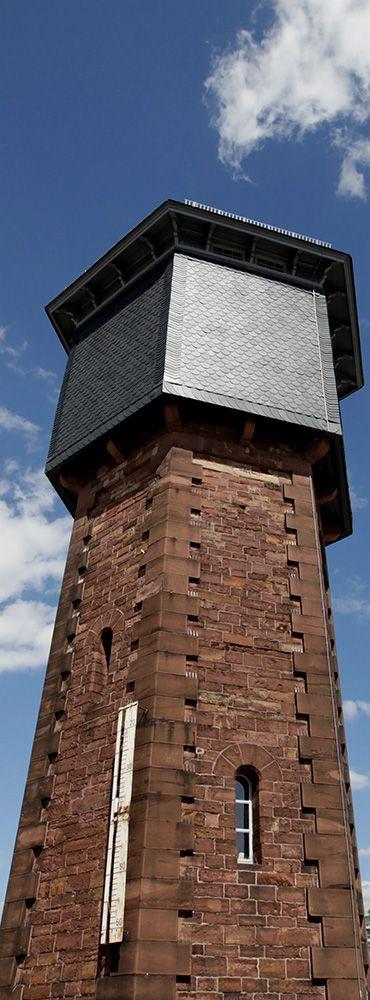 Das kleinste Hotel Karlsruhes - Luxus Pur - NASHIRA TOWER SUITE