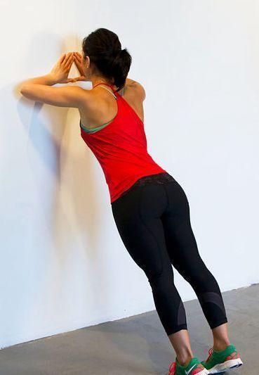 Boob Lift Exercises 102