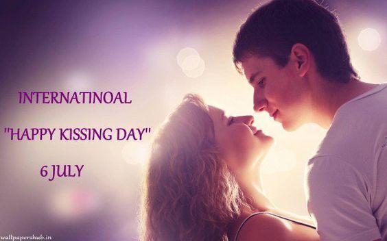 Romantic Kiss Wallpaper Free Download