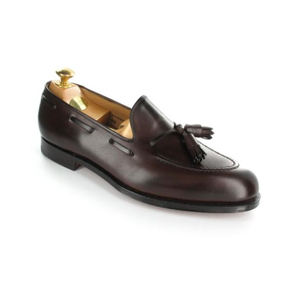 #zapatos #LaPuente #modahombe #men #style #Borlas #Cavendish #Marrón #CROCKETT & JONES