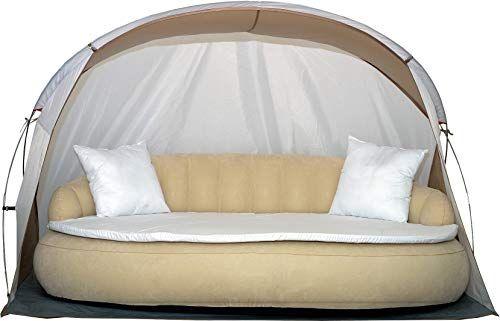 Dekovita Bain De Soleil 220x130cm Gonflable Lit Canape Incl