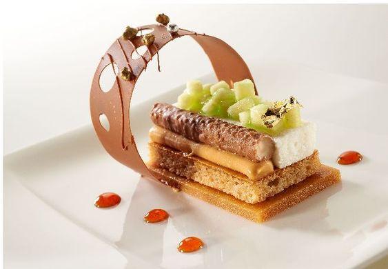 Le Bernardin Plated Desserts | La coupe du monde de pâtisserie pour les nuls