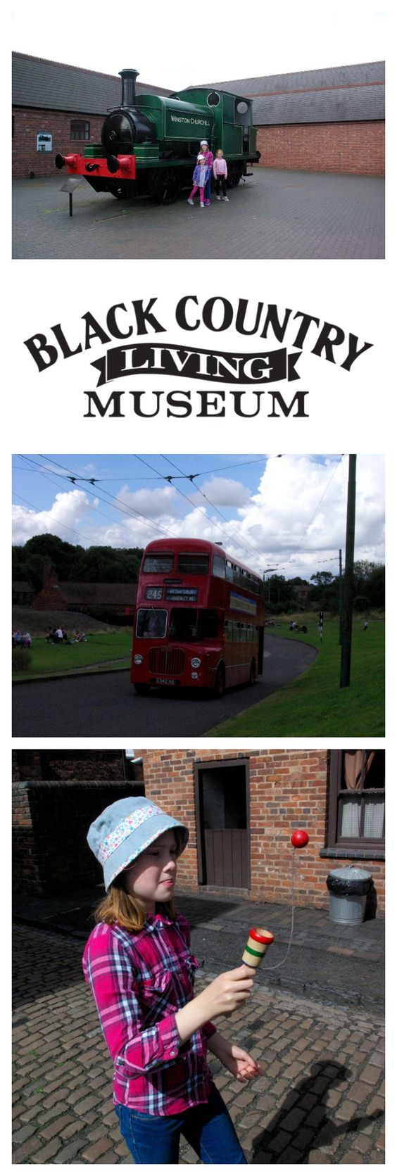 The Black Country Living Museum is an open air museum taking you back to…