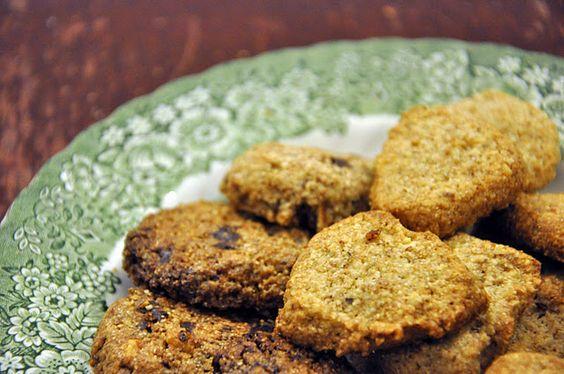 slice-and-bake cookies *