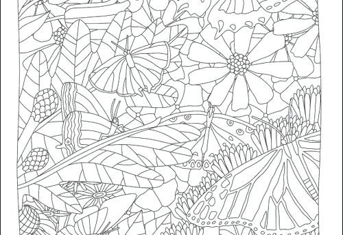 5xx Error Camouflage Colors Coloring Pages For Kids