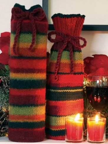 Free pattern, Knit patterns and Bottle on Pinterest