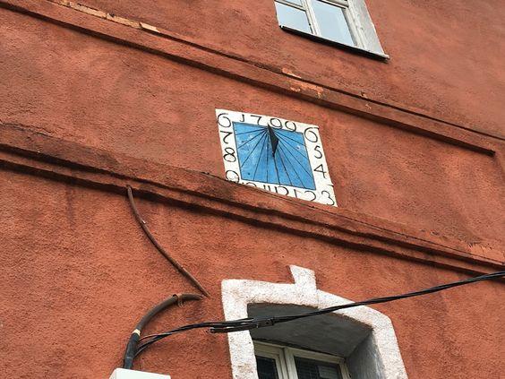 Солнечные часы. Фото: Vladimir Shveda