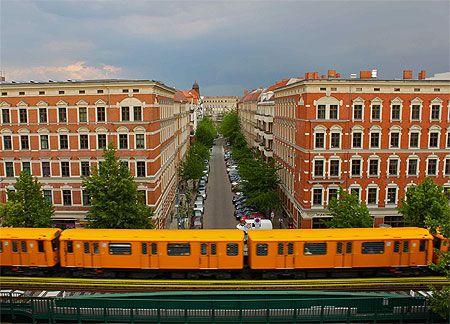 Berlin Prenzlauer Berg - Schönhauser Allee - ' my' hood