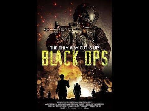 منوعات فيلم اكشن و رعب 2020 افلام اكشن جديدة مترجمة Black Ops Poster Movie Posters