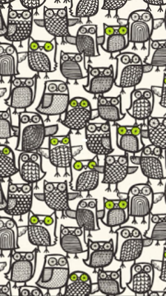 OWL screen saver