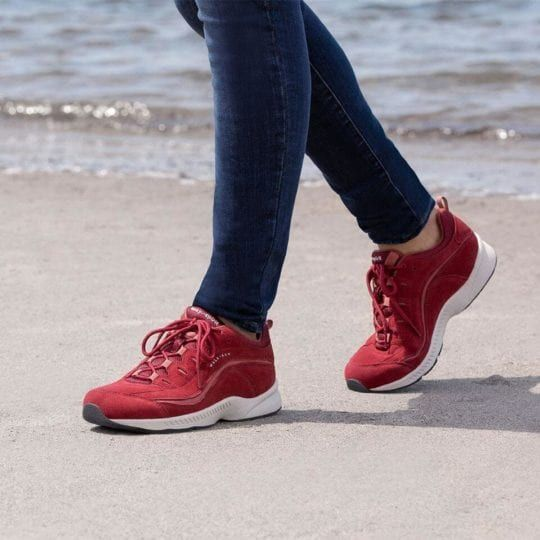 Easy Spirit Romy Affordable Support In A Top Selling Walking Shoe
