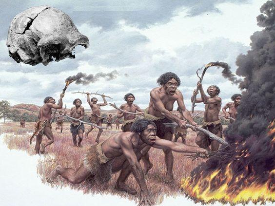 Homem Pré-Histórico: Vivendo entre as Feras ~ Mente Aguçada