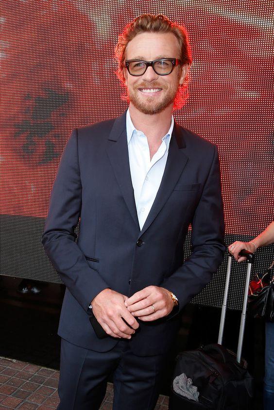 Simon Baker #Cannes2015