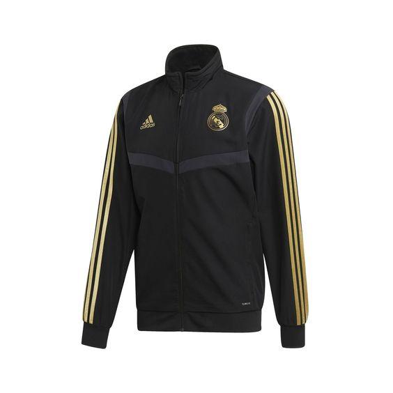 Veste de présentation Real Madrid | Products | Veste, Adidas