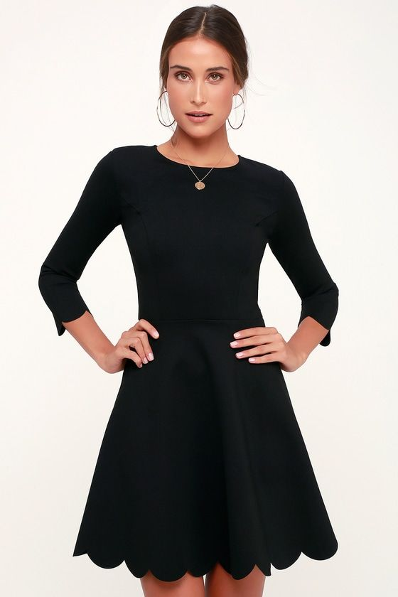 10+ Skater dress with sleeves info