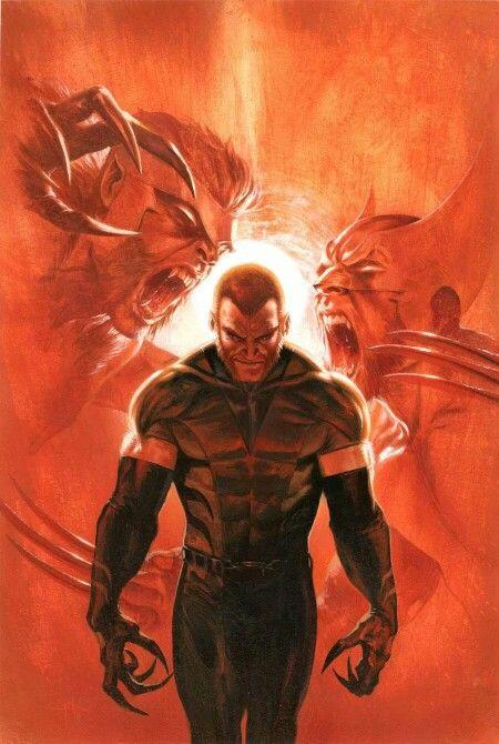 Wolverine by gabrielle dell otto