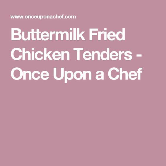 Buttermilk Fried Chicken Tenders Recipe Buttermilk Fried Chicken Fried Chicken Tenders Fried Chicken