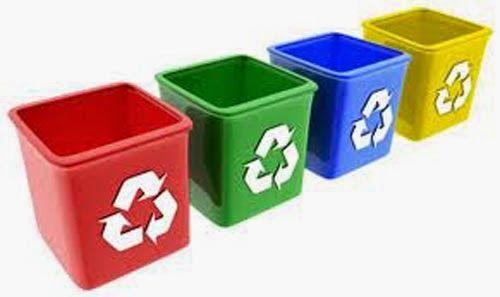 Se virando sem grana: Material Reciclável