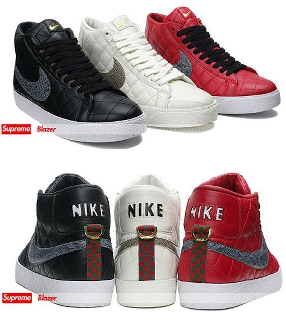 Nike Blazer X Supreme
