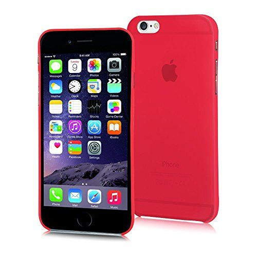 cover iphone 6 rosso