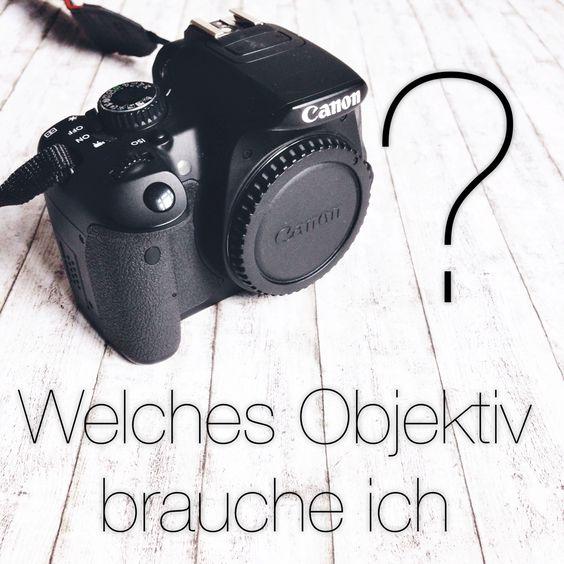 Pech&Schwefel: Fototipps am Freitag - Welches Objektiv brauche ich?