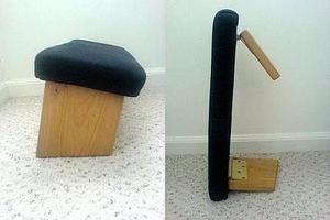 Make Your Own Meditation Cushions: Zafu and Stool