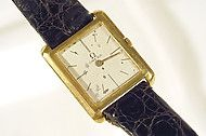 JFK's Omega Wristwatch