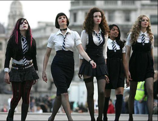 Schoolgirl, St trinians and British on Pinterest