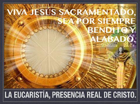 ADORADORES EUCARISTICOS - Santa Teresita Radio