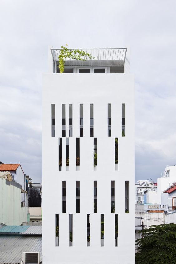 The Gills / Cong Sinh Architects