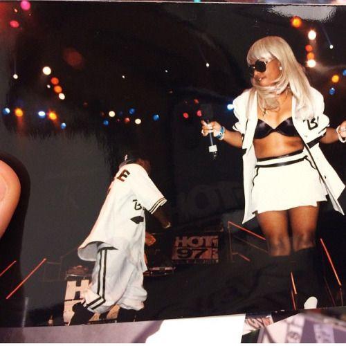 Lil' Kim UK 1998