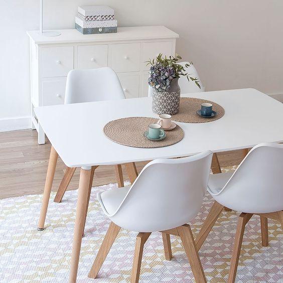 Slow mesa de comedor 140 cm